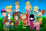 Royal Woods Gauntlet Family (Request)