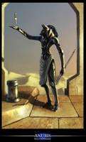 Anubis by Asahisuperdry