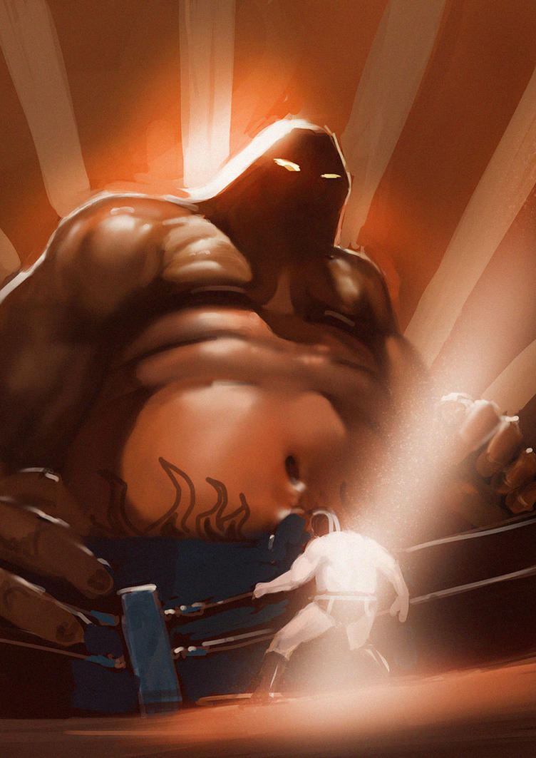 Lucha by Asahisuperdry