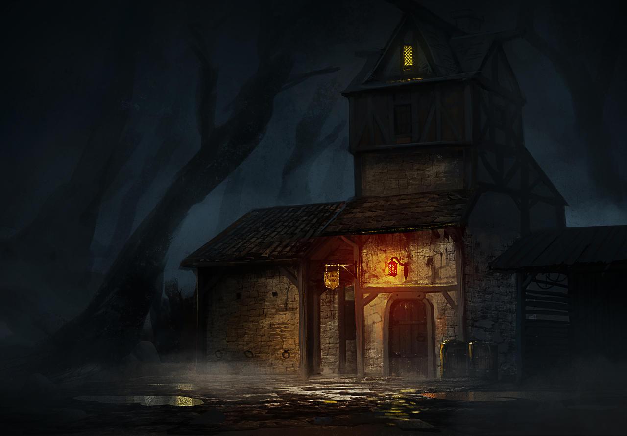 lost road inn