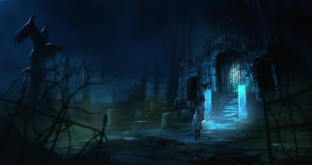 Graveyard lovecraft livestream 2h40