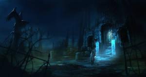 Graveyard lovecraft livestream 2h40 by Asahisuperdry