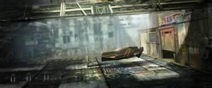 junk city by Asahisuperdry