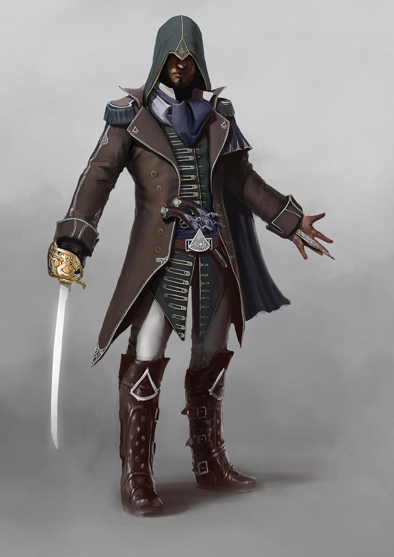 Assassin's creed 5 -fraternity- by Asahisuperdry