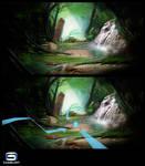Jungle lvl design ideas