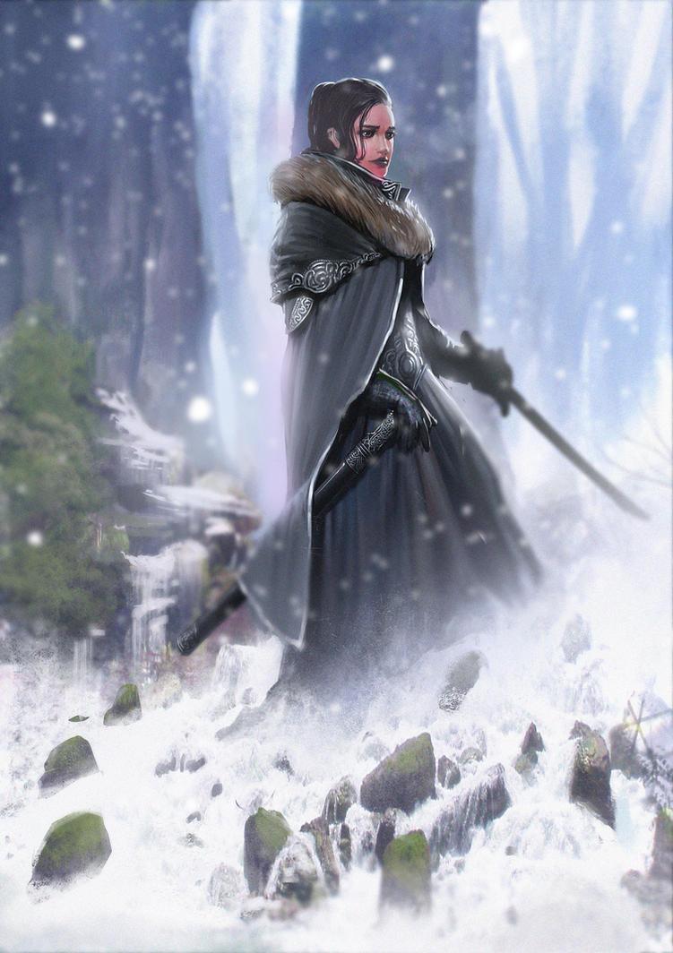 Snowlady by Asahisuperdry