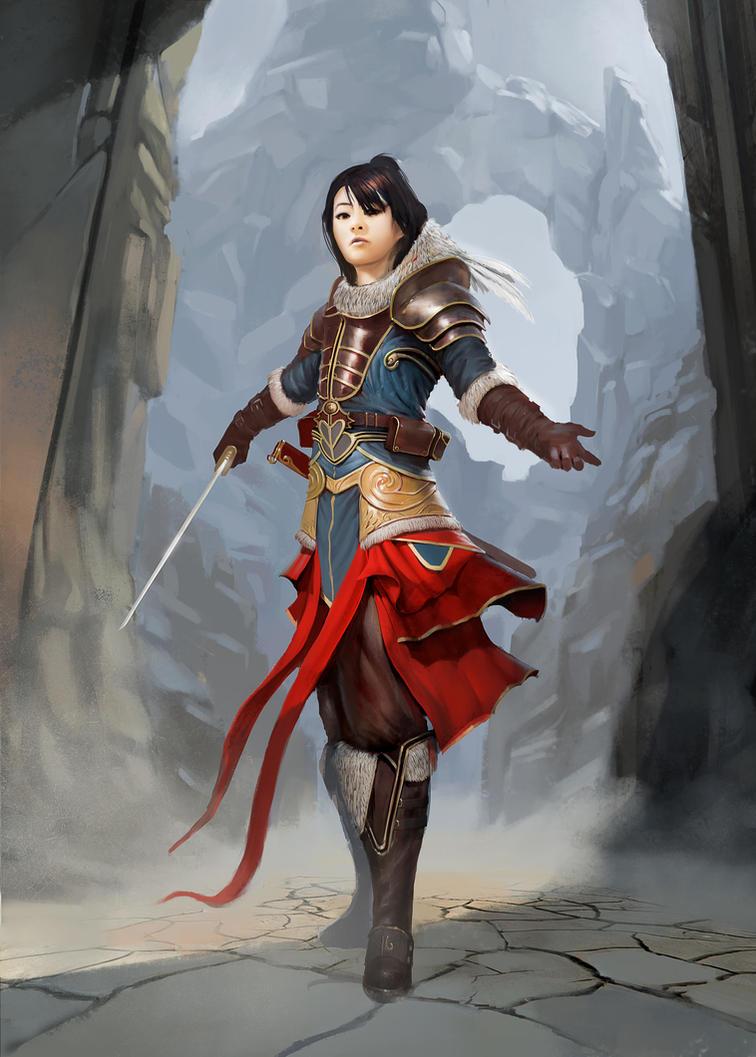 Mei Lin by Asahisuperdry