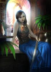 Noble woman by Asahisuperdry