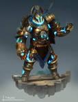 GODS of ROME : Talos