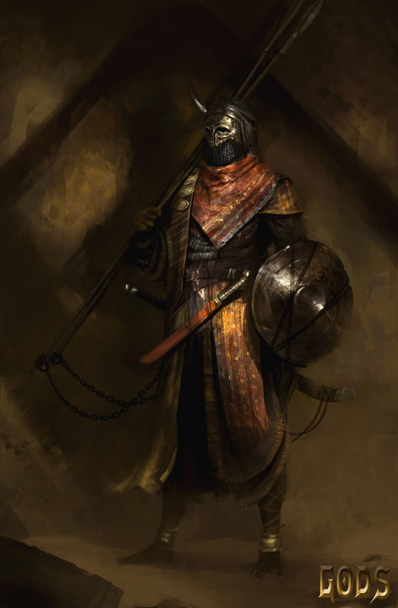 Ool warrior by Asahisuperdry