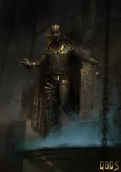 Ool wizard by Asahisuperdry