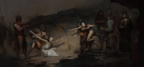 Slavers by Asahisuperdry