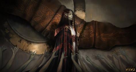 Priestess of Ankur