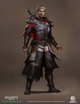 Assassin's creed: Valhalla -Paladin Fulk-