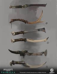 Assassin's creed: Valhalla -Goneril4-