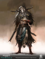 Assassin's creed: Valhalla -Cordelia-