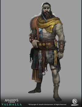 Assassin's creed: Valhalla -Barber-