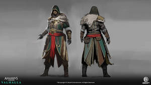 Assassin's creed: Valhalla -Assassin outfit-