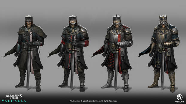 Assassin's creed: Valhalla -Knight outfit-