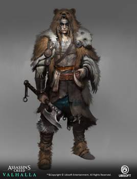 Assassin's creed: Valhalla -Berserker F-