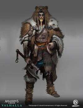 Assassin's creed: Valhalla -Berserker M-