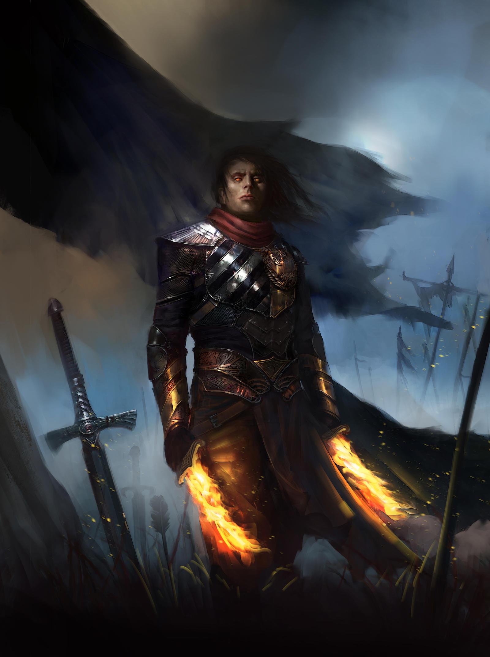 Emberblade : Landkist Saga