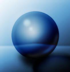 Glassy Orb