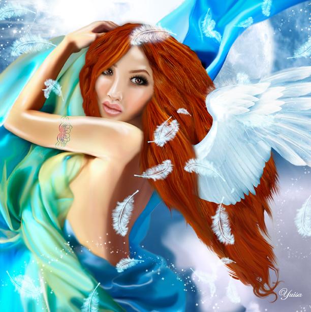 Sweet Angel by yuisa