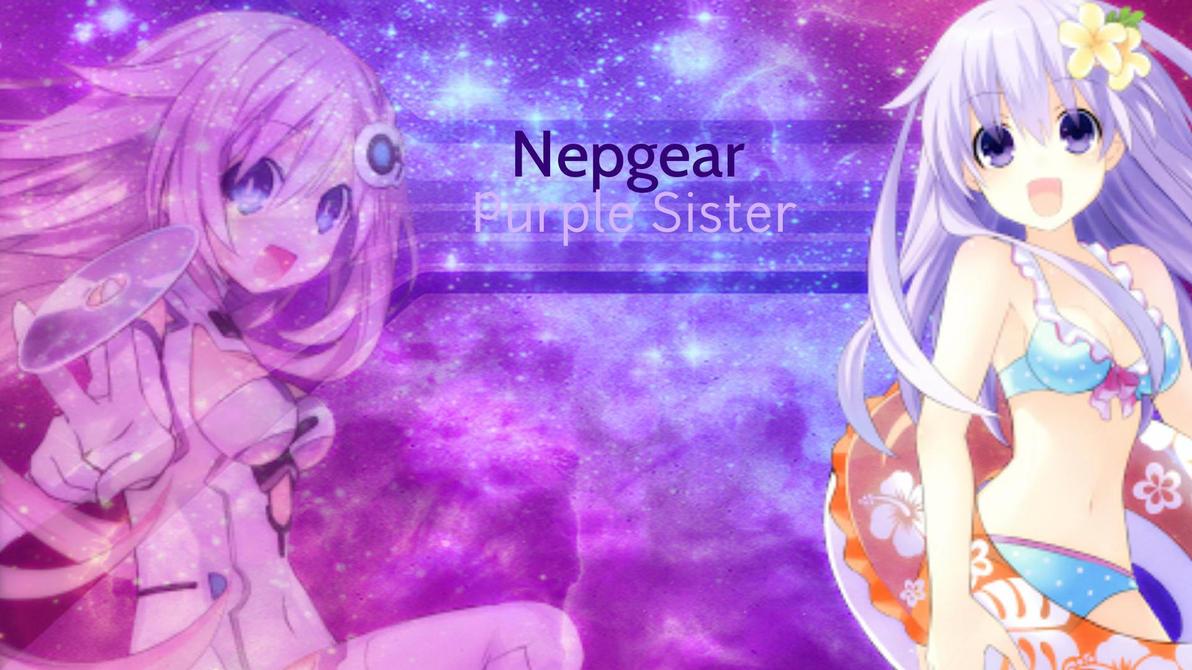 Nepgear Wallpaper by ItsKawaiiSugar
