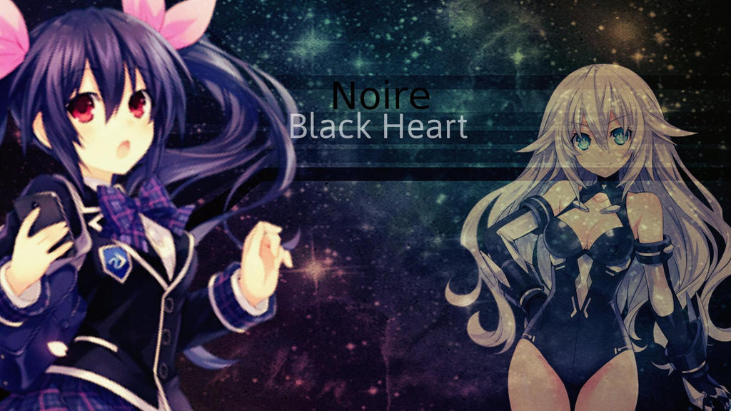 Noire Wallpaper by ItsKawaiiSugar