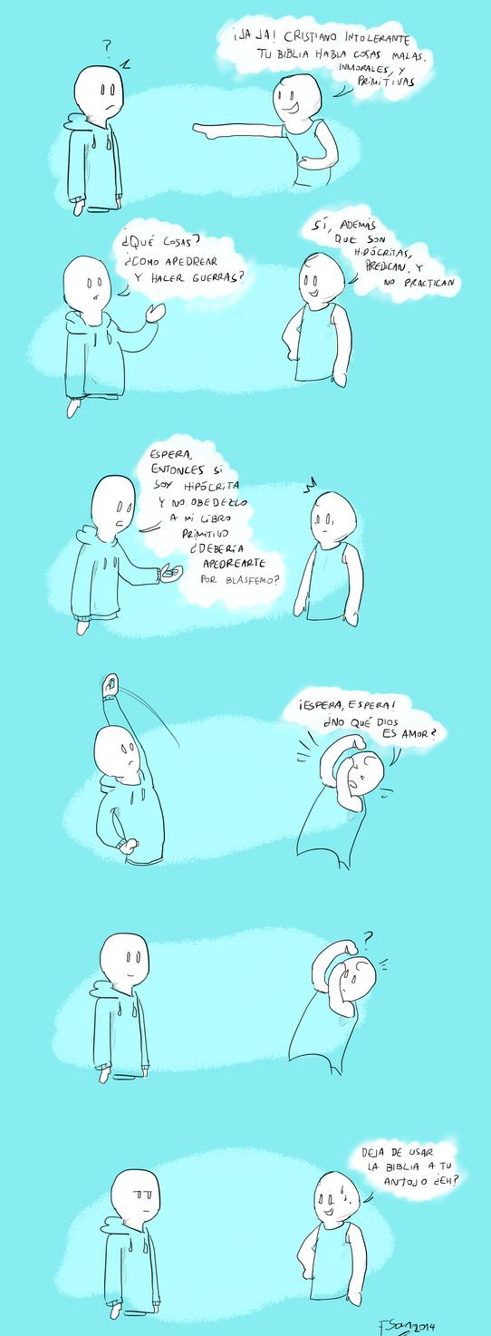 Hipocrita by SandovART