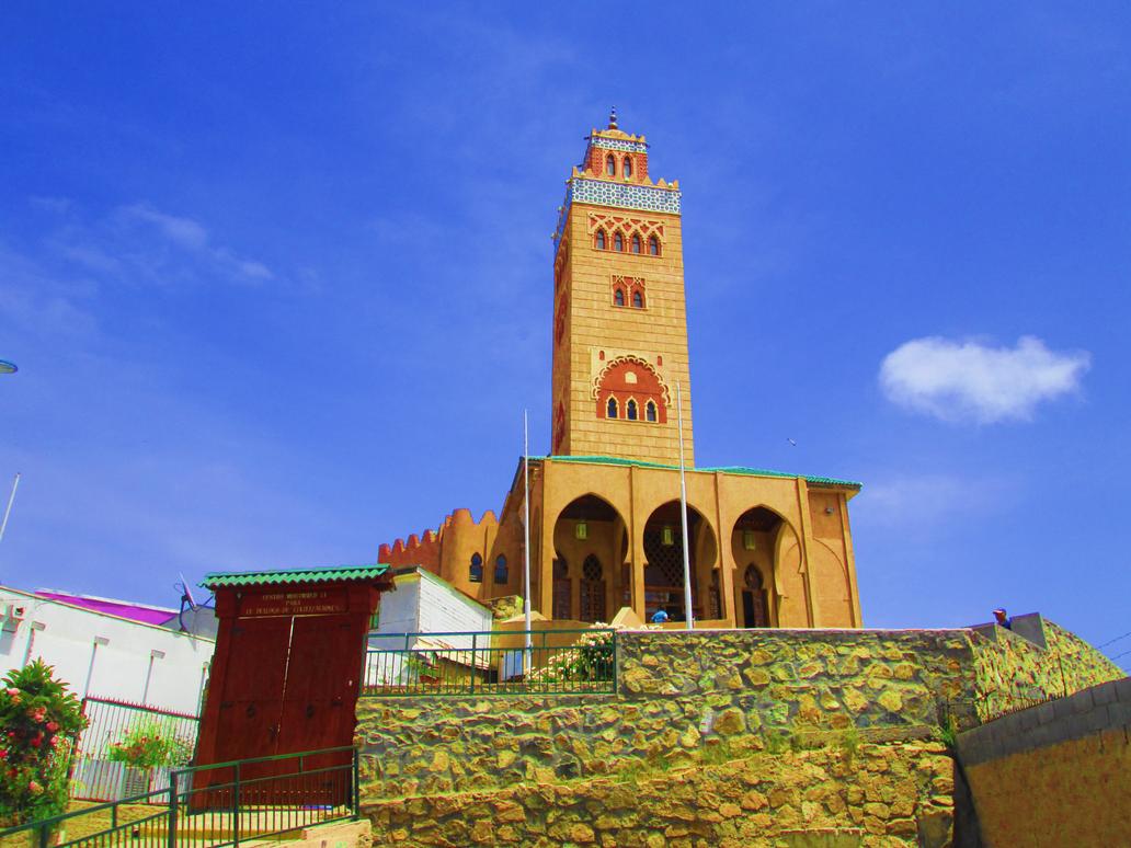 Mezquita by SandovART