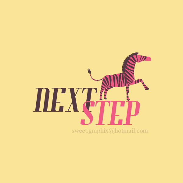 Next Step logo by sweeta18