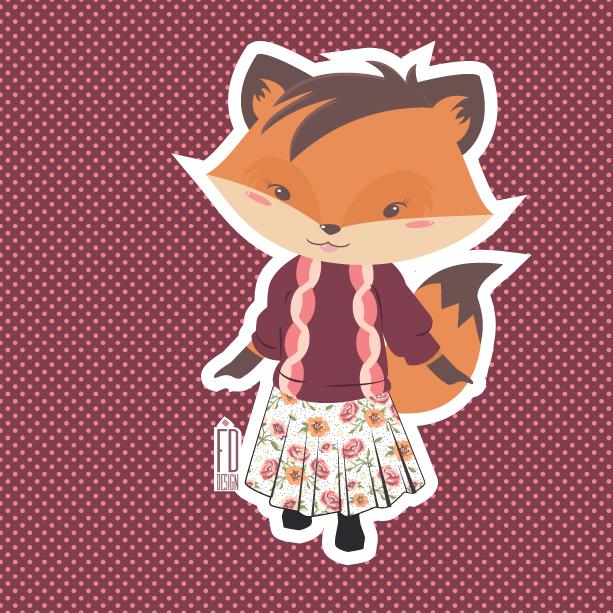 Foxlady by sweeta18