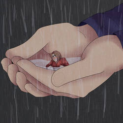 rain go away by DonnyAnne