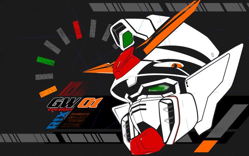Gundam wing 01 wallpaper by rixlauren on deviantart gundam wing 01 wallpaper by rixlauren voltagebd Images