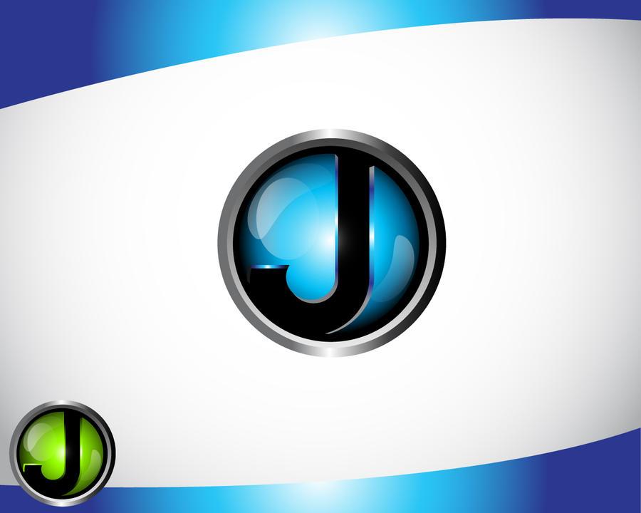 J Logo 3d Logo J d by rix...