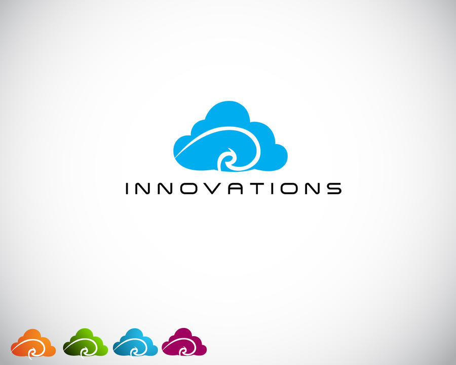 Logo 07 - Cloud Software Logo by rixlauren