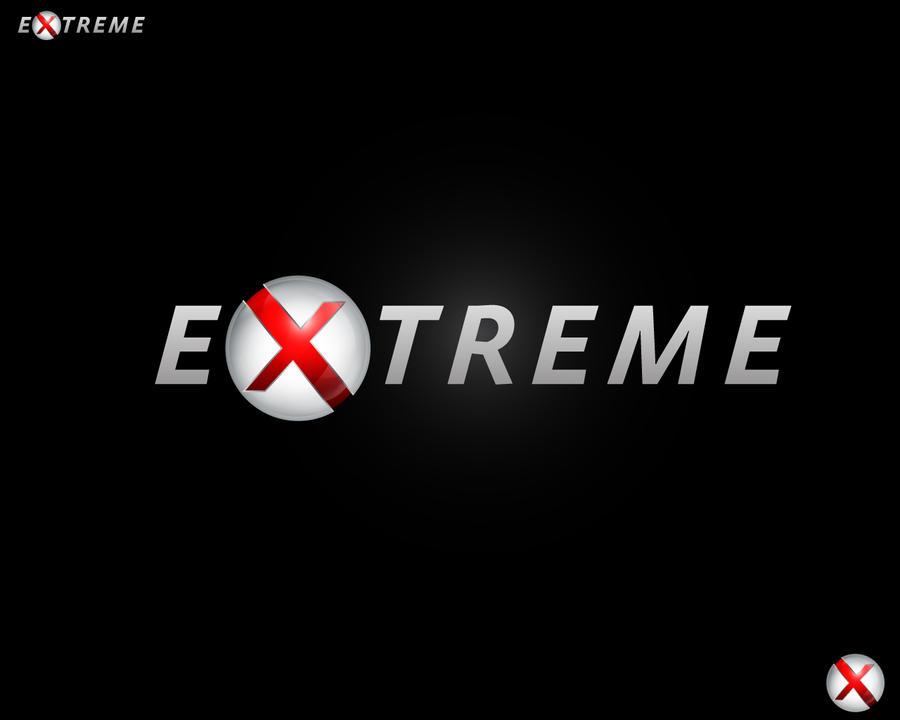 Logo 06 - eXtreme 3d Logo by rixlauren on DeviantArt