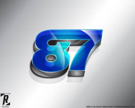 Logo 21 - No. 87 by rixlauren