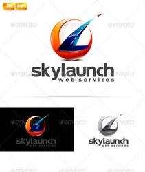 skylaunch Logo by rixlauren