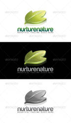 Nurture Nature Logo by rixlauren