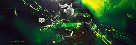 Cristiano Ronaldo by reece3