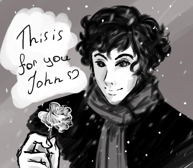 Sherlock by FuckingNya