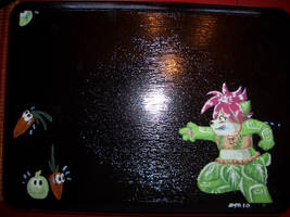 look I painted another bento by Ittermat