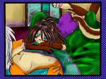 -those emerald orbs-