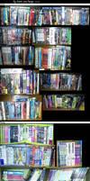 -My anime and manga collection- 03-19-2014