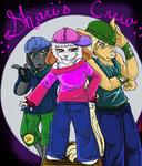 -Shari's crew-