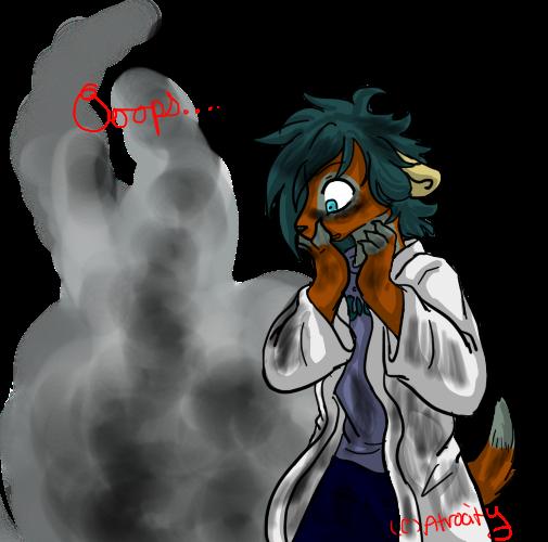 -Atrocity Event-* Mutation mayhem!* by Ittermat