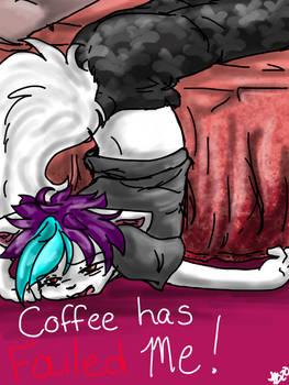 -Coffee no helpy-